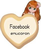 Face Book  ミニチュア 雑貨 ネットショップ エムコロン通販 blythe